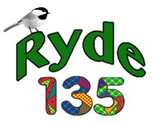 Ryde 135 Logo