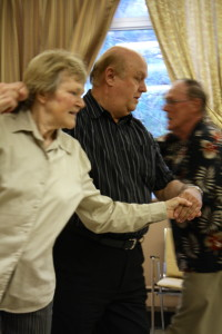 Square Dancing: Fred and Grethe