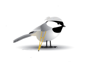 Wounded Chickadee