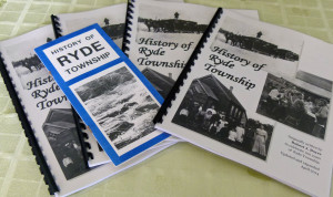 Old and new history of Ryde